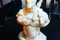 3D printed with Anycubic i3 Mega. For more information about 3D printer settings and STL file, please visit Instagram @Namu3D