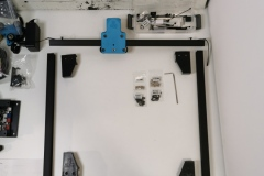 Two Trees TOTEM S Laser engraver unpacking IMG_20210417_212715