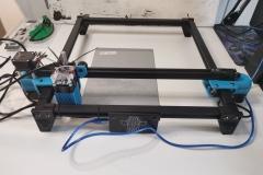 Two Trees TOTEM S Laser engraver unpacking IMG_20210418_103326